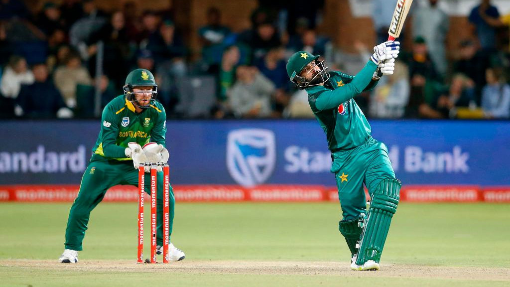 SA vs PAK 2018-19 : First ODI - Statistical Highlights