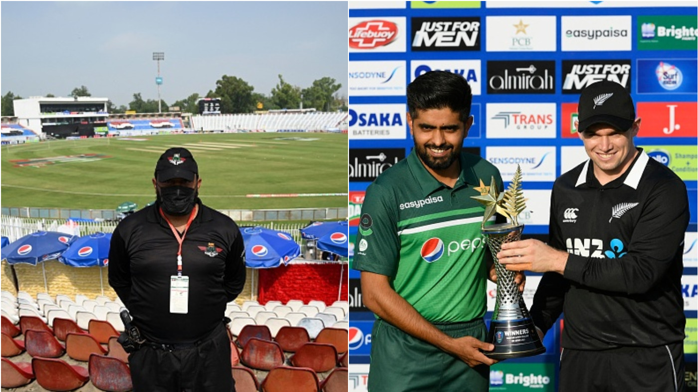Upset Pakistan cricketers react to series cancellation against New Zealand
