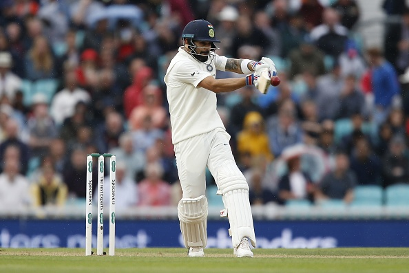 Virat Kohli scored 593 runs in the five-match in England | Getty Images