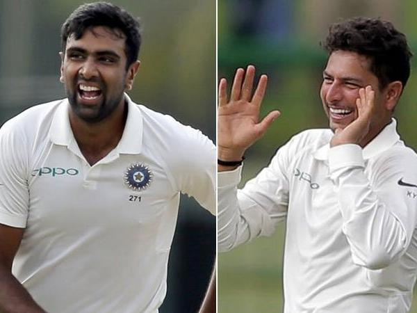 The Indian spinners will challenge the English batsmen.