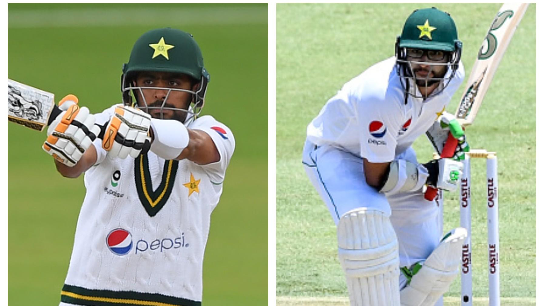 NZ v PAK 2020-21: Babar Azam, Imam Ul Haq ruled out of first Test against New Zealand
