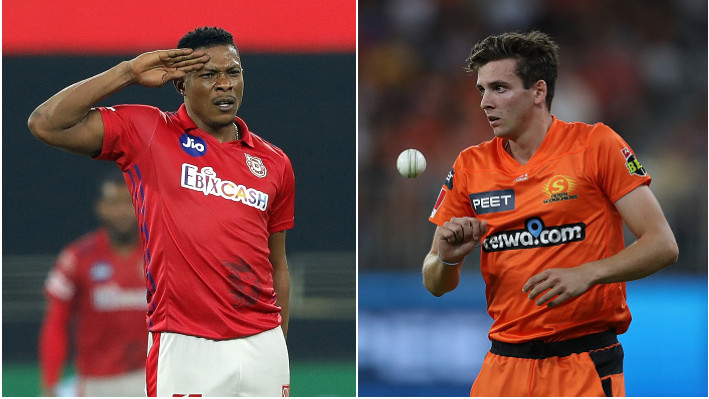 IPL 2021 Auction: Set 3 & 4 - Punjab Kings buy Jhye Richardson for INR 14 Crore; Sheldon Cottrell goes unsold