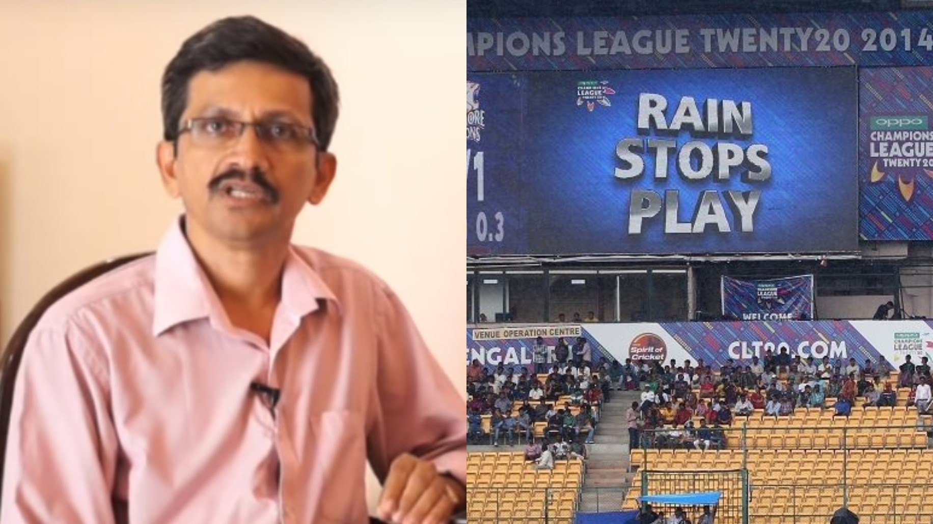 Inventor V Jayadevan says BCCI has not given any recognition or payment to him for using his VJD method
