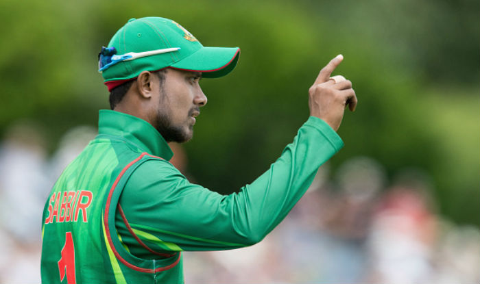 Sabbir Rahman. (Getty)