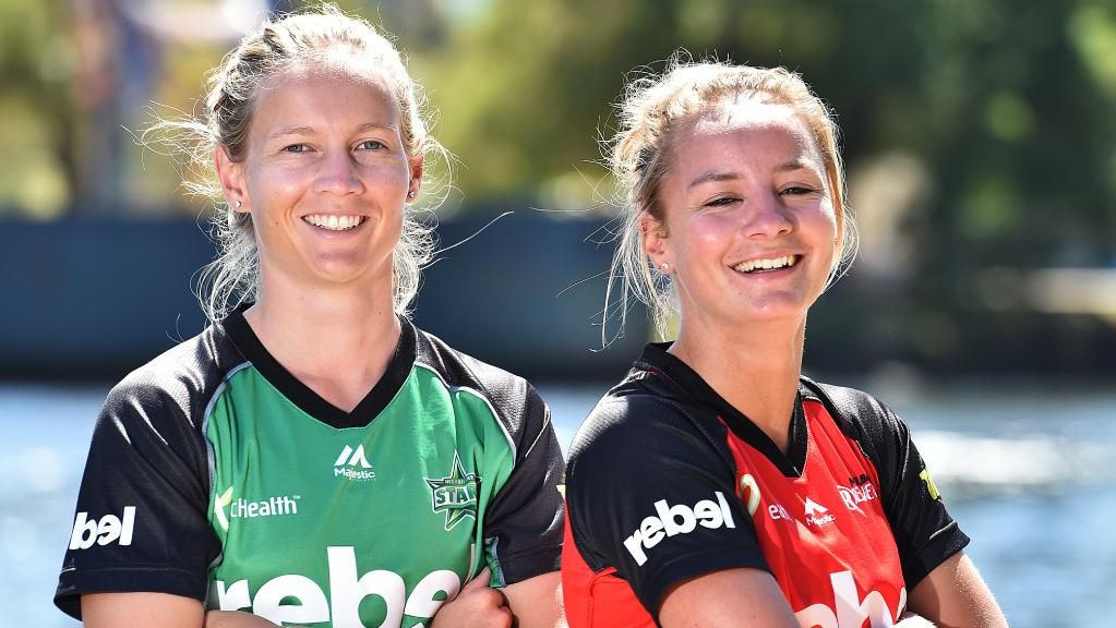 WBBL: Melbourne derby sees a tied contest
