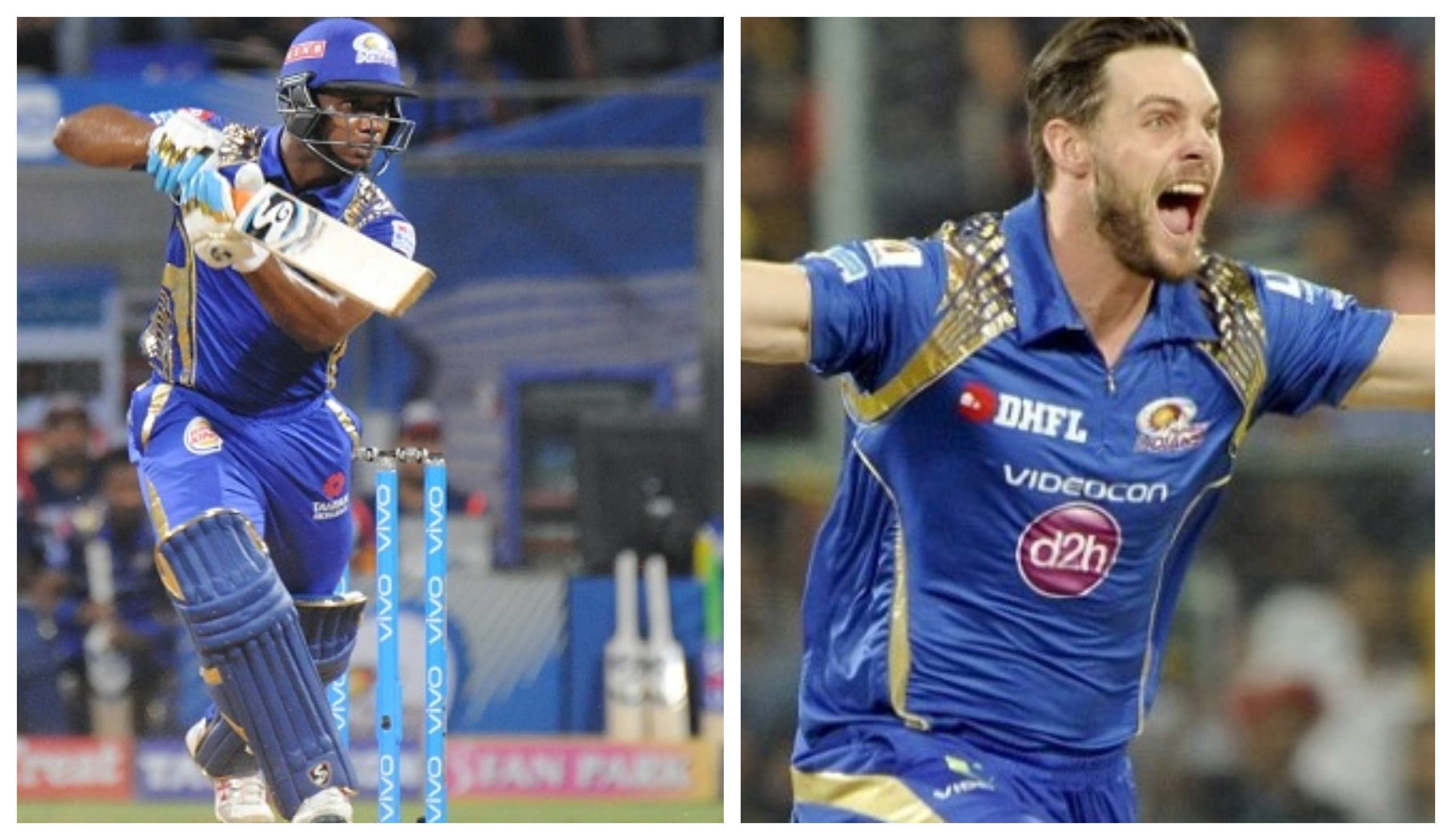 Evin Lewis and Mitchell McClenaghan are likely to be released by MI | IANS