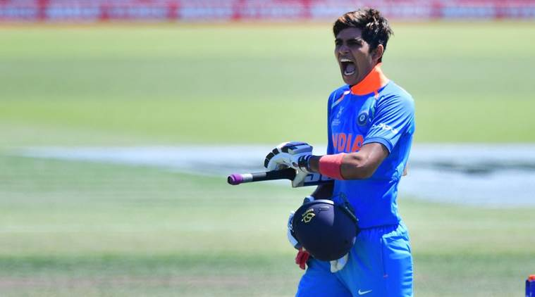 Shubman Gill scored a century in the semifinal match against Pakistan (Pic. Source: ICC)
