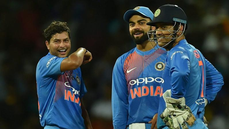 Kuldeep Yadav credits Virat Kohli and MS Dhoni for India's success in South Africa