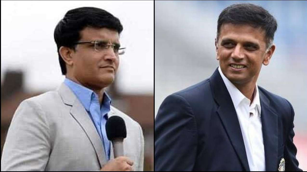 Rahul Dravid is doing a great job taking care of second-string players at the NCA- Sourav Ganguly