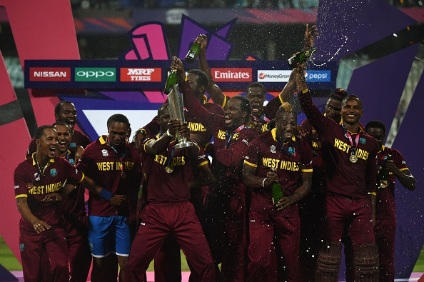 T20 World Cup seems unlikely to be played on time | Getty