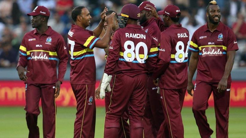 वेस्टइंडीज ने चैरिटी मैच में आईसीसी वर्ल्ड इलेवन को दी करारी शिकस्त