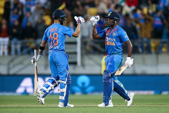 Virat Kohli and Sanju Samson   GETTY