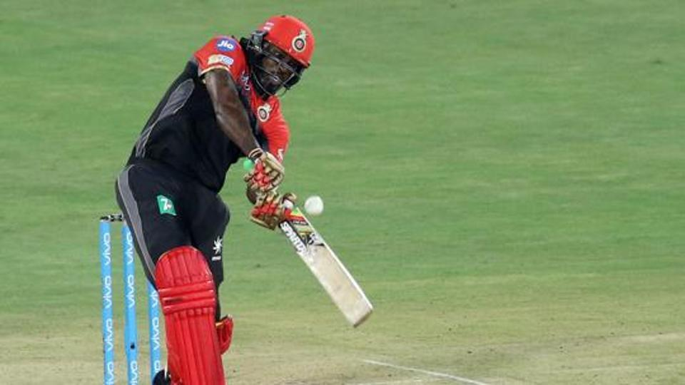 Chris Gayle was not considered by RCB this year