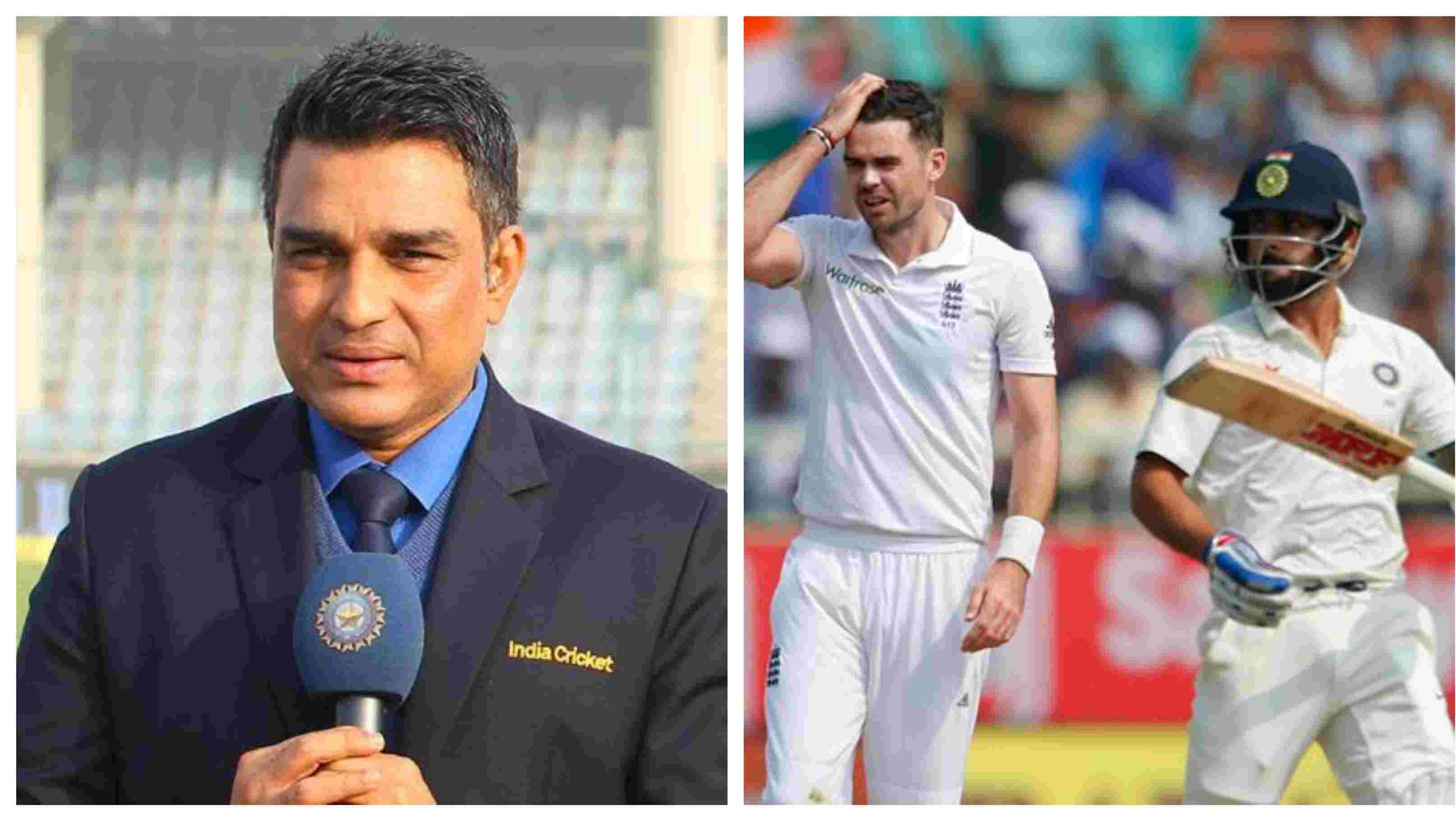 ENG v IND 2018: Sanjay Manjrekar gets roasted by Twitterati for advising Virat Kohli to tackle James Anderson