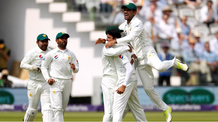 ENG vs PAK 2018 : First Test at Lord's - Statistical Highlights