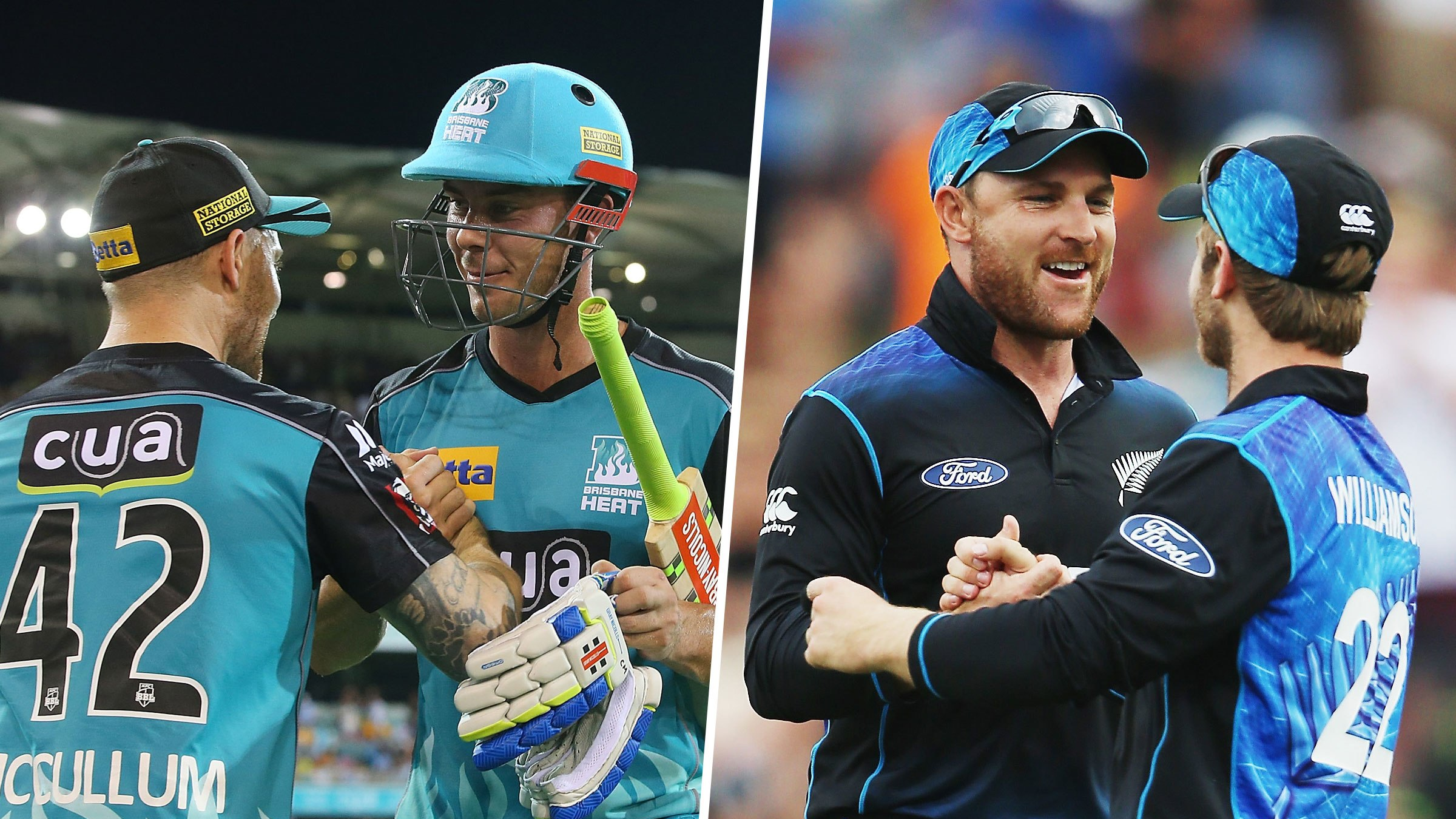 Williamson or Lynn, Brendon McCullum reveals which one he would prefer opening with in T20s