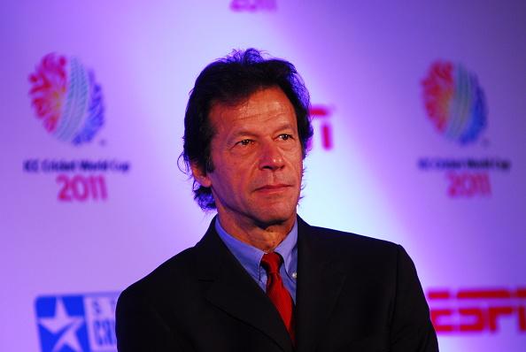 Imran Khan | GETTY