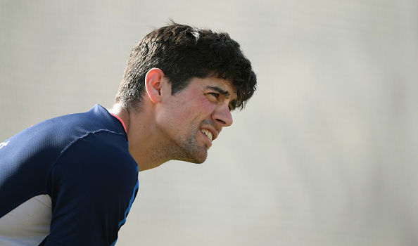 Alastair Cook | GETTY
