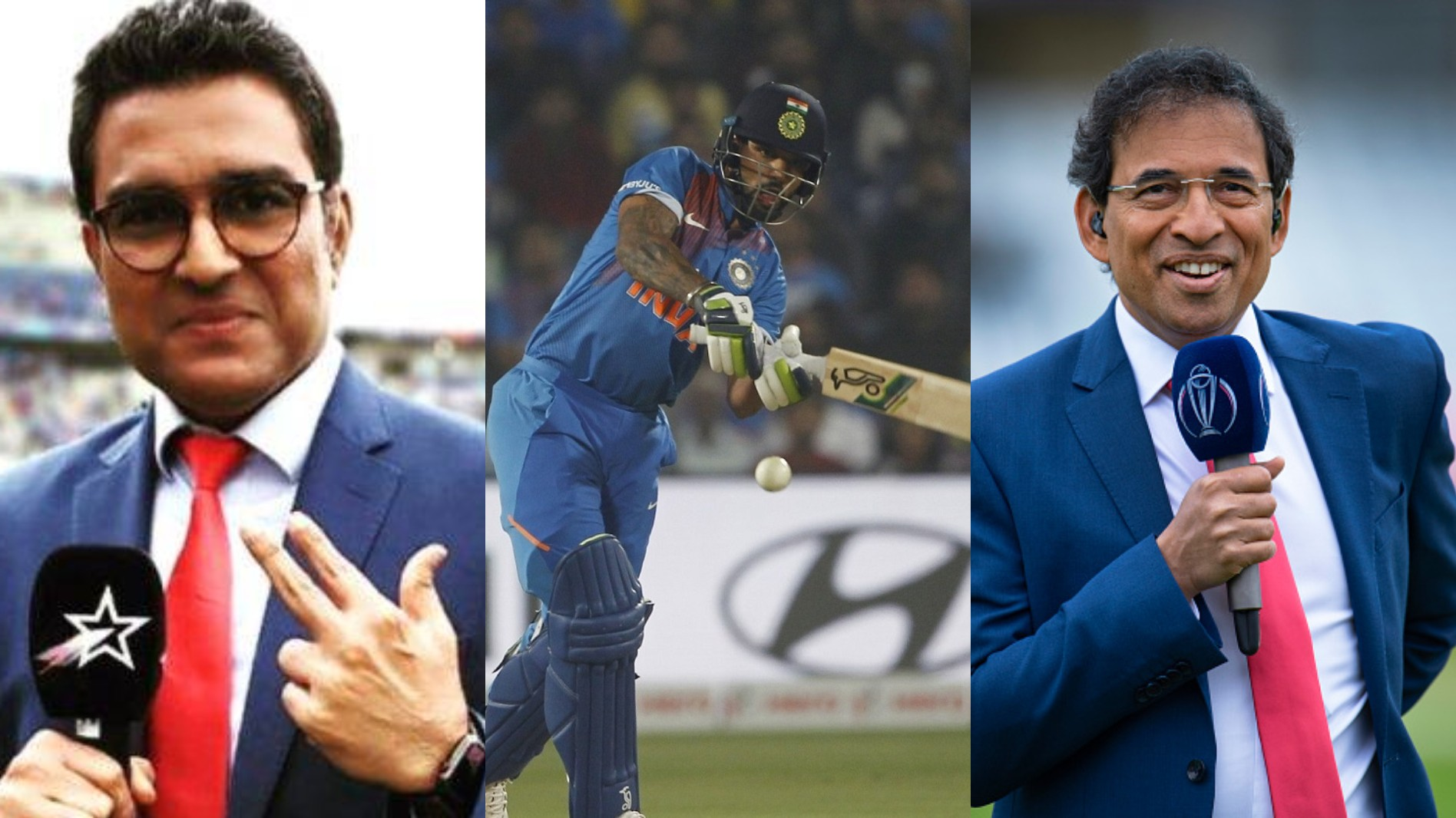 IND v SL 2020: Cricket fraternity praises Shikhar Dhawan as his 52 helps Team India to 201/6