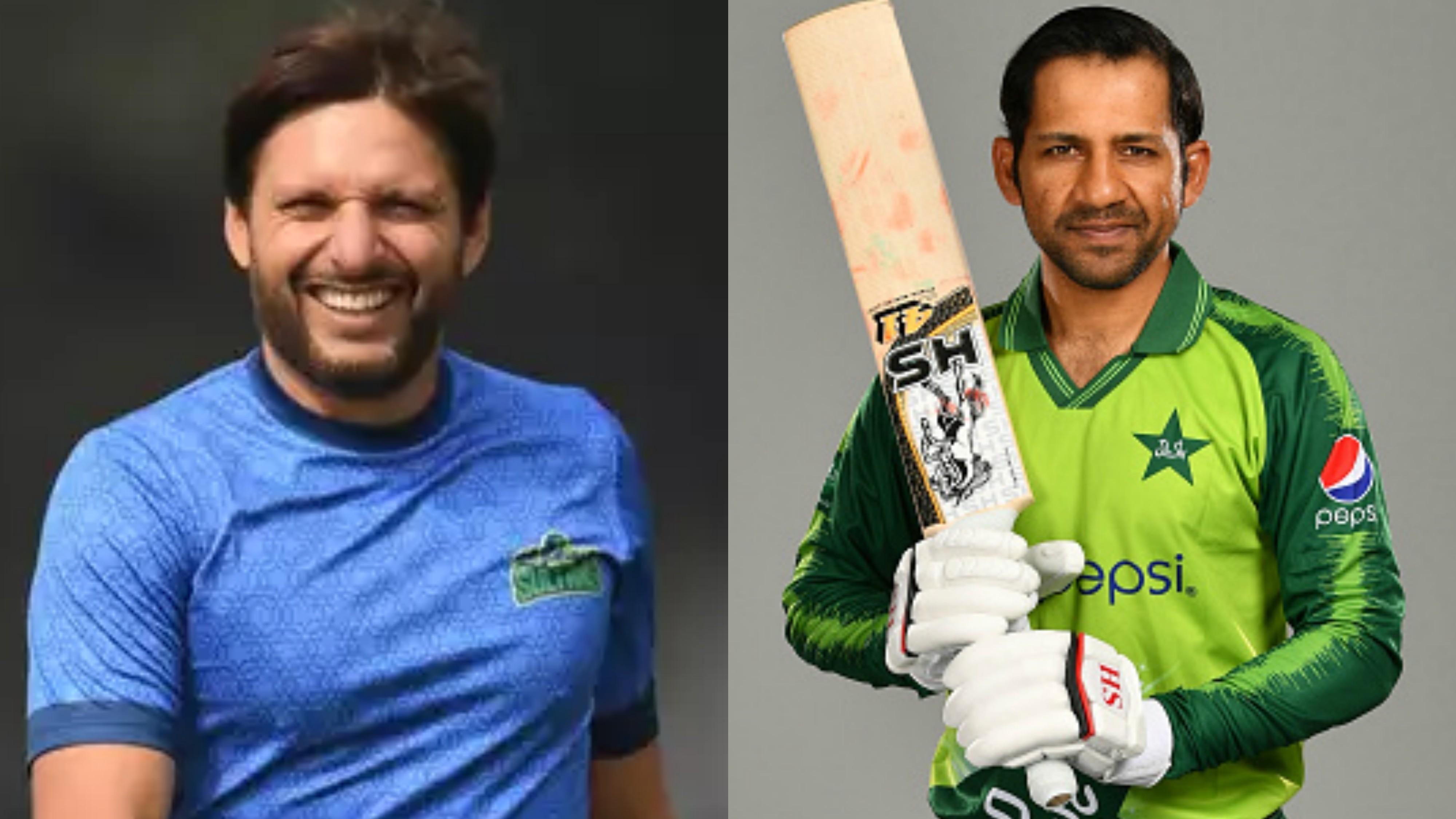 Shahid Afridi and Sarfaraz Ahmed set to play for Galle Gladiators in Lanka Premier League