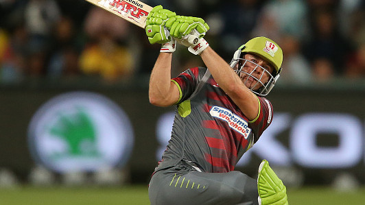 WATCH – AB de Villiers' picture perfect switch hit is a sight for sore eyes