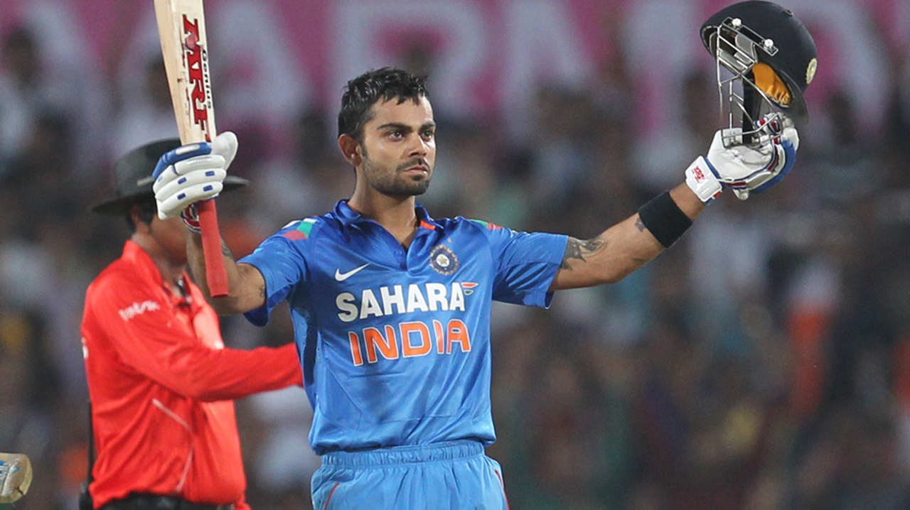 5 amazing Virat Kohli centuries which came in successful ODI chases