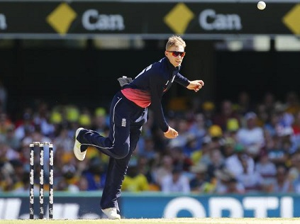 Joe Root took 2 wickets in the Gabba ODI | Getty Images