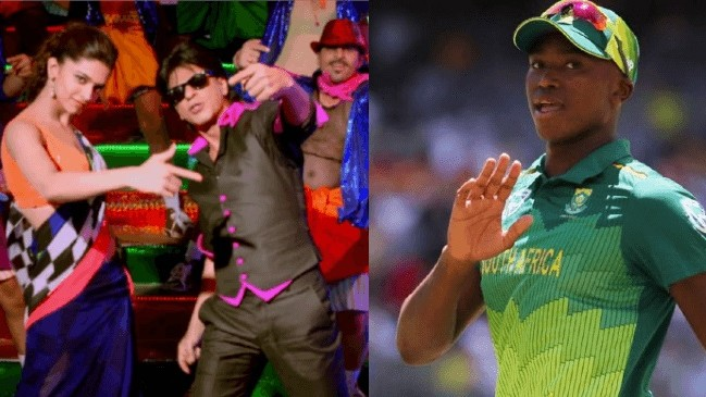 "Lungi Ngidi speaks how Bollywood chartbuster ""Lungi Dance"" has grown on him"