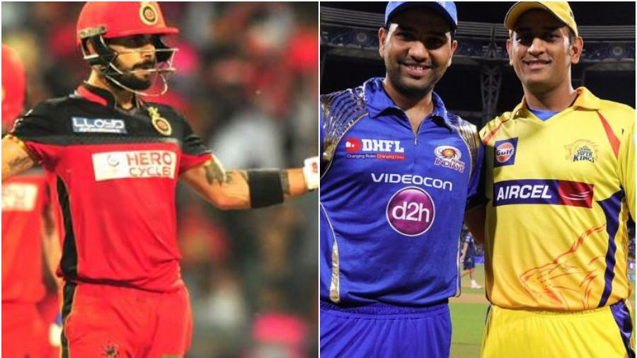 IPL 2019: MS Dhoni, Suresh Raina, Rohit Sharma and Virat Kohli to compete to reach 200 sixes first