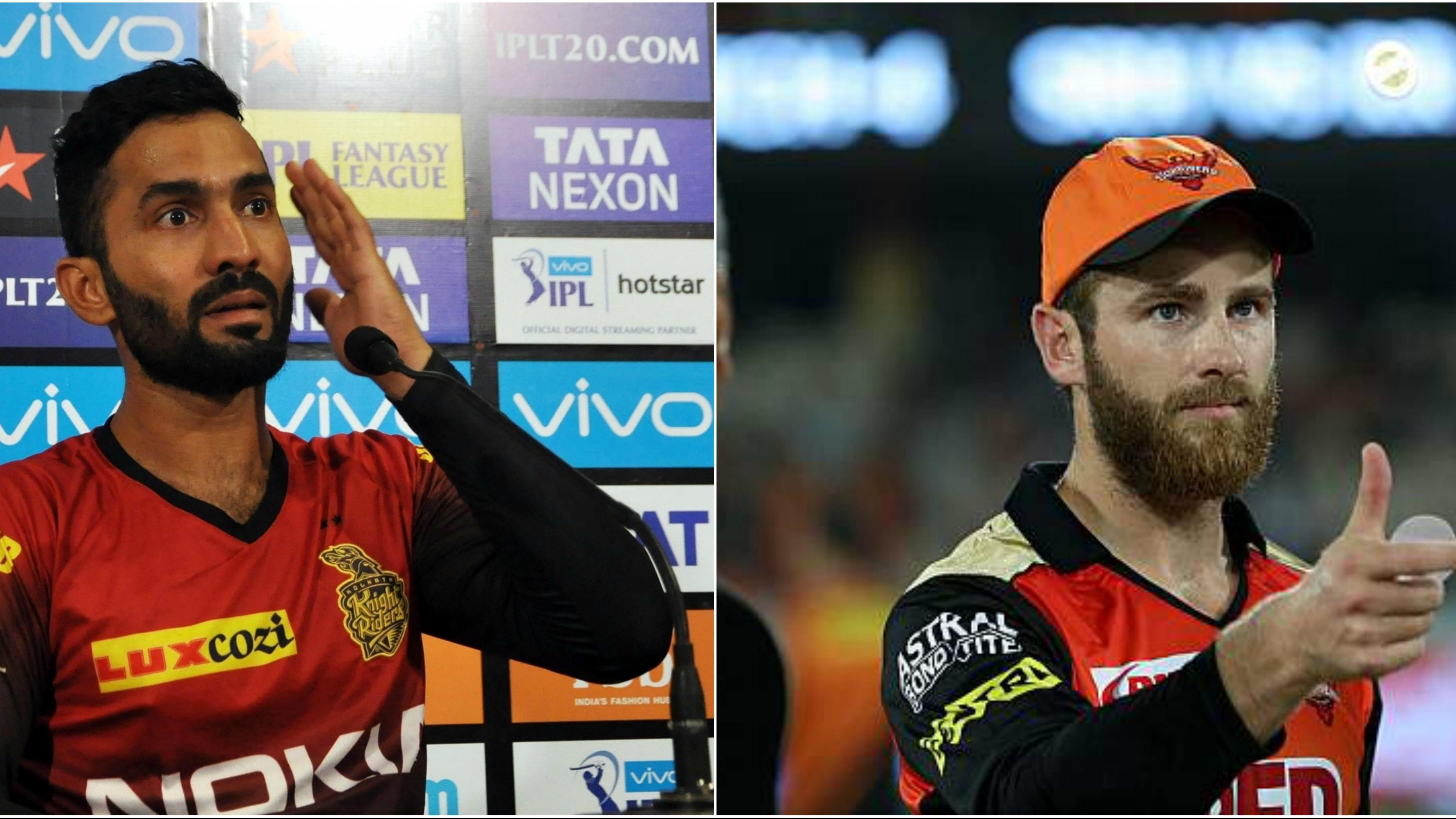 IPL 2018: कोलकाता नाइटराइडर्स के सामने आज सनराइजर्स हैदराबाद की चुनौती
