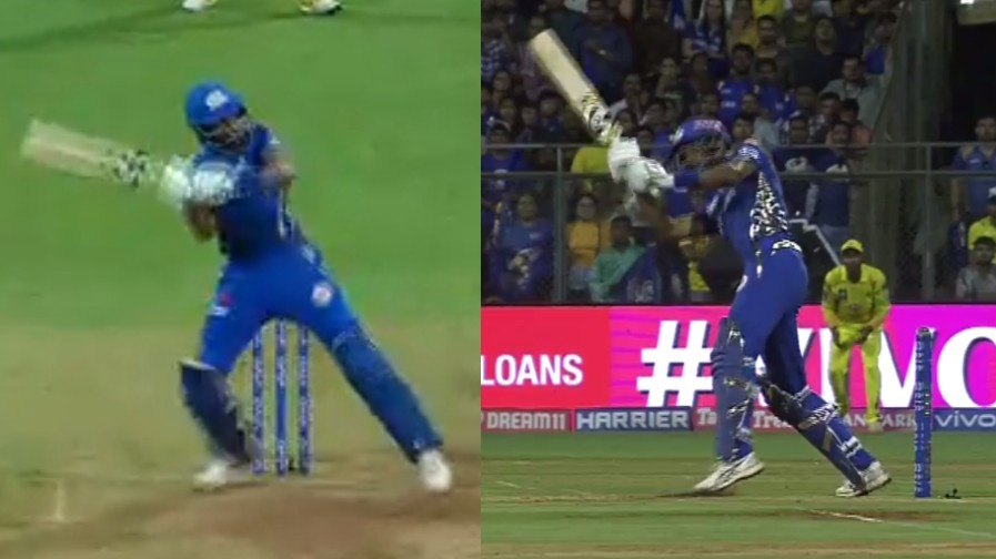 IPL 2019: WATCH: