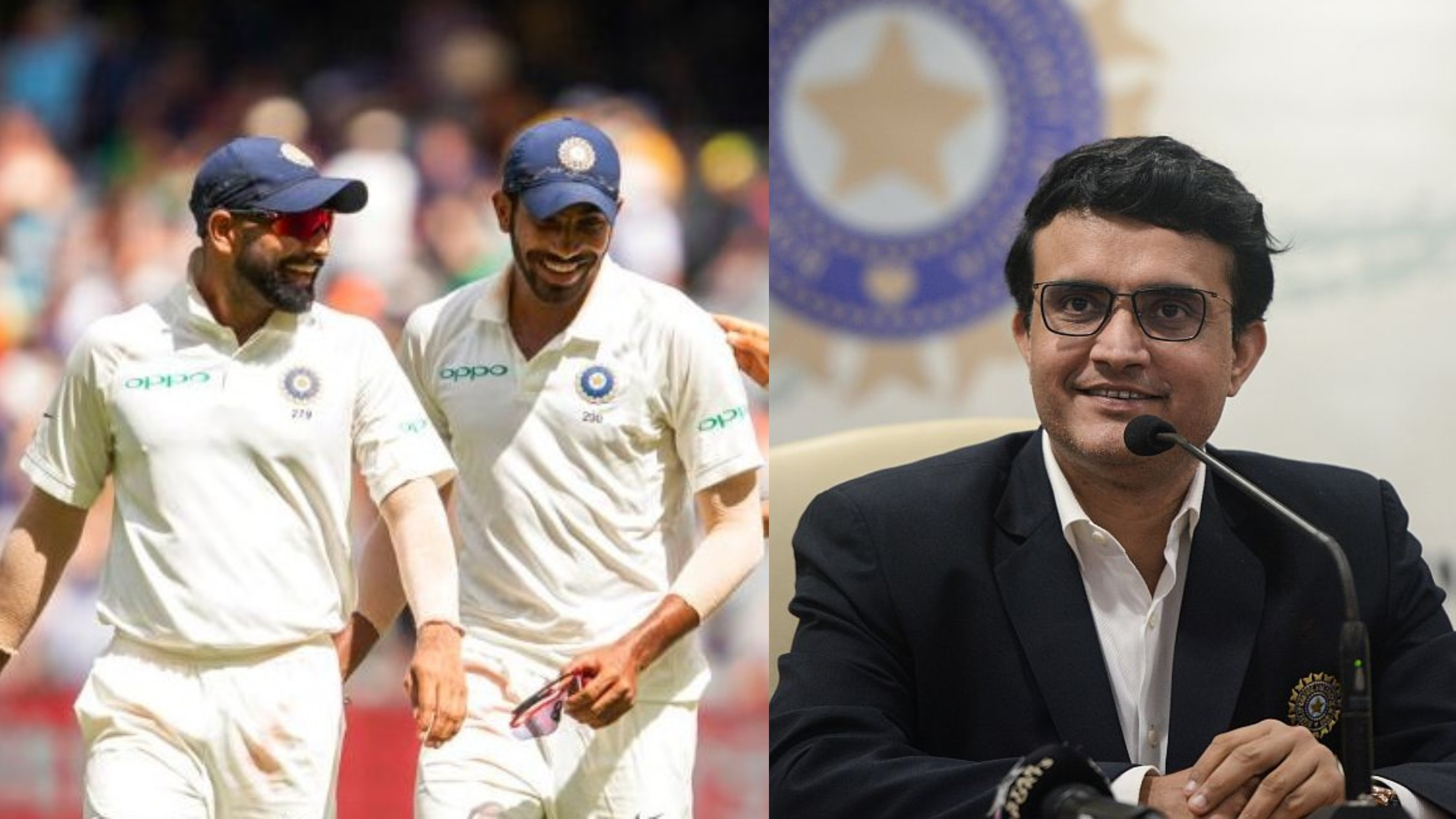 WATCH - Sourav Ganguly explain key factors behind India's fast-bowling rise