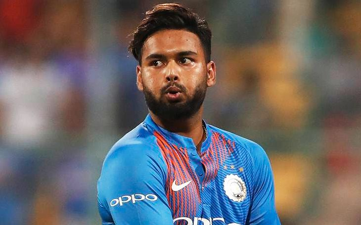 Rishabh Pant lost his Test spot and is under pressure in limited-overs as well | Getty