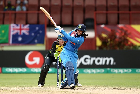 Smriti Mandhana became the second fastest to 1000 runs in WT20I format in 49 innings | Getty