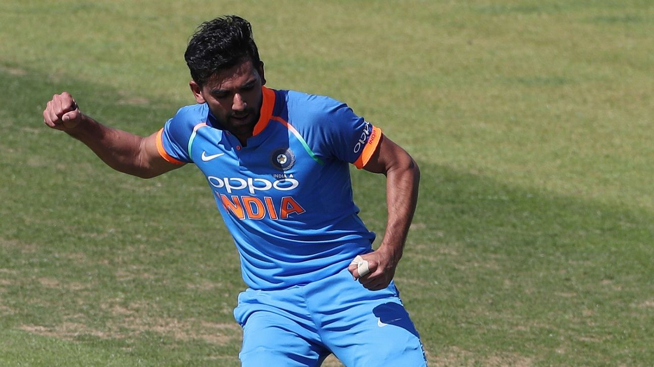 Greg Chappell had once said Deepak Chahar isn't made for cricket