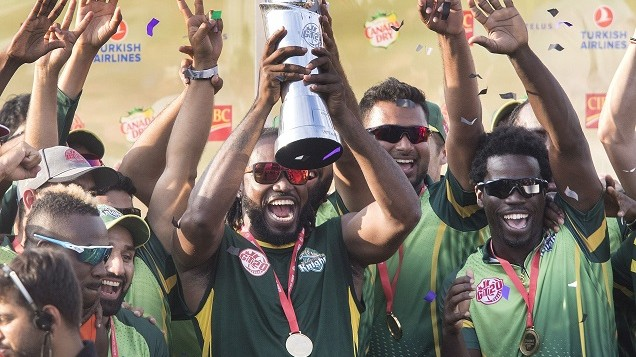 Global T20 Canada 2019: Schedule, Complete Time Table, When and where to watch, Live Streaming & Telecast Details