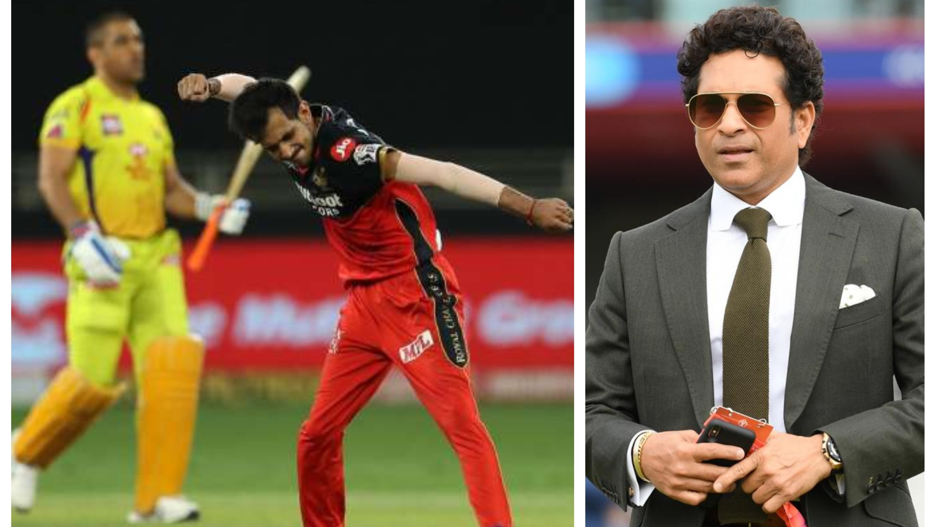 IPL 2020: 'Chahal was playing chess with Dhoni', Tendulkar explains CSK skipper's dismissal