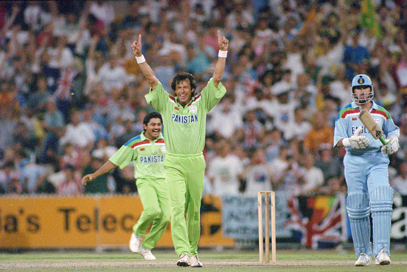 Imran Khan   Getty