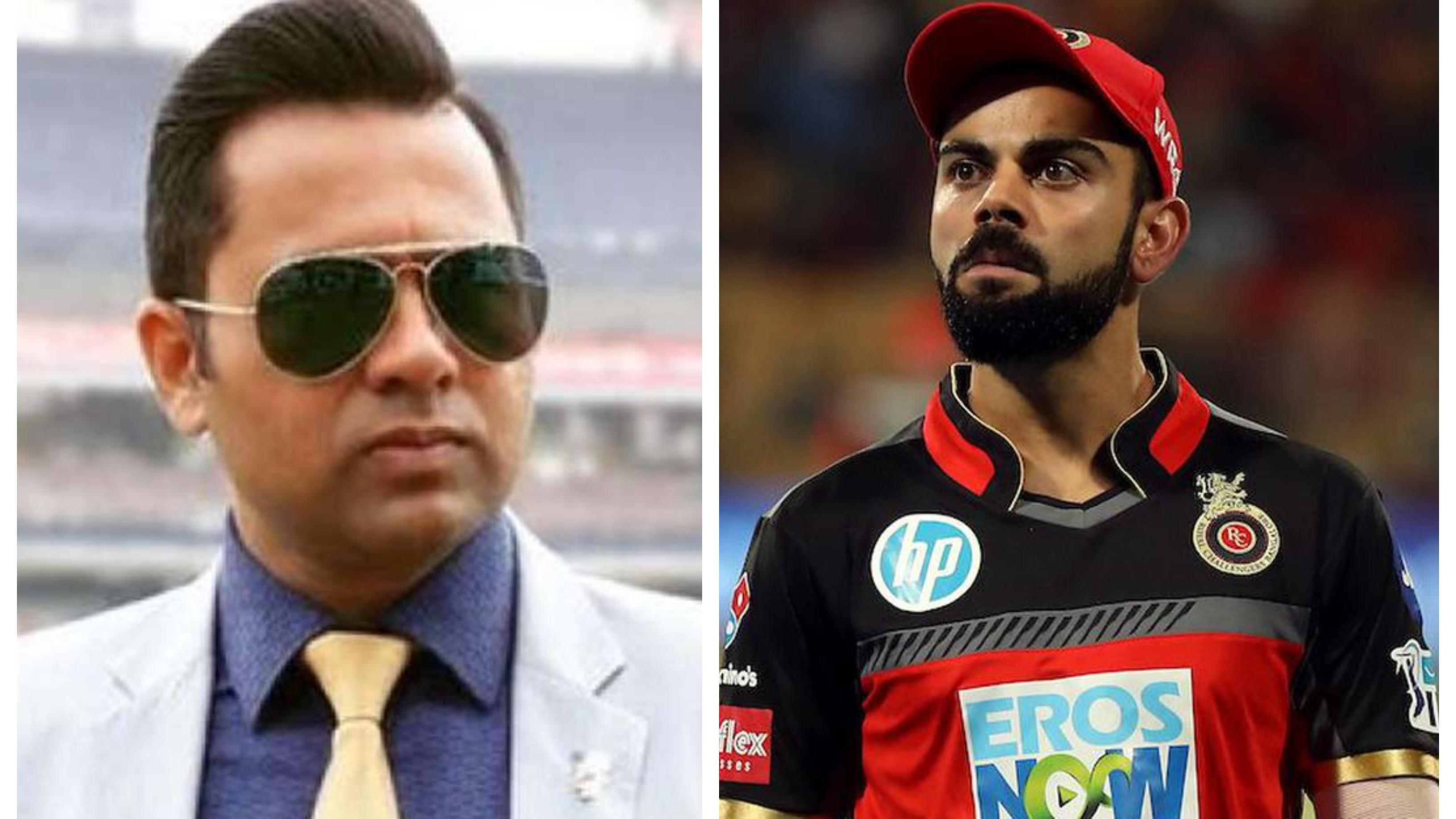 Aakash Chopra weighs in over Virat Kohli's lacklustre showing as RCB skipper