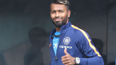 Hardik Pandya issues a statement over BR Ambedkar tweet from his parody account