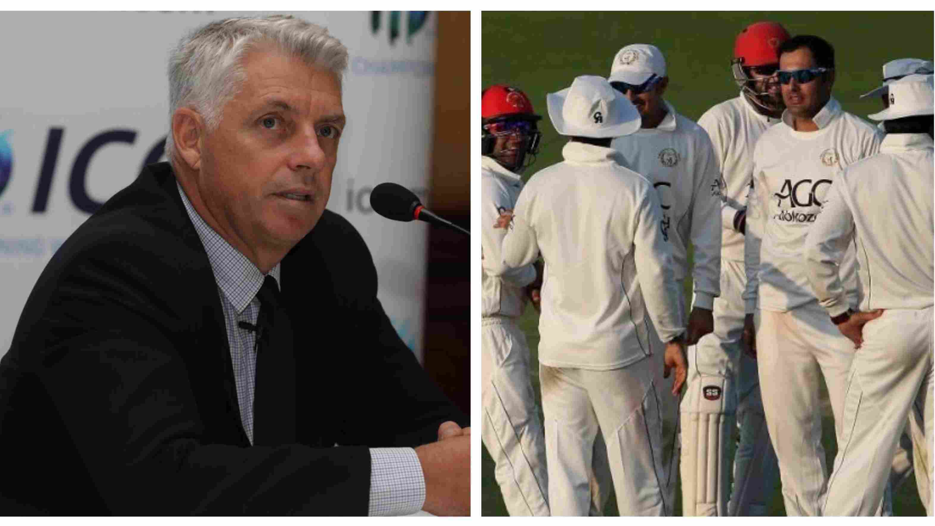 IND vs AFG 2018: ICC Chief Executive sends positive vibes for Test debutants Afghanistan