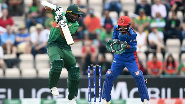 Shakib Al Hasan's dazzling 70* powers Bangladesh to four-wicket win over Afghanistan