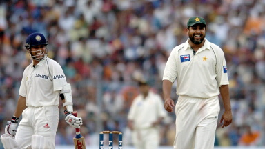 Sachin Tendulkar recalls a beautiful memory involving Inzamam-ul-Haq