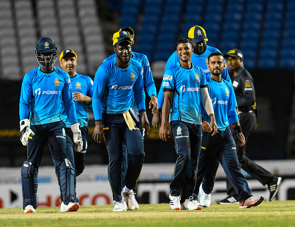 Owners of IPL team Punjab Kings bought the St Lucia franchise in CPL   Getty