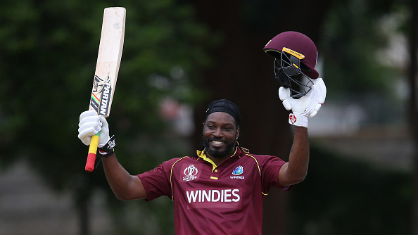 Chris Gayle confirms his availability for England series next year