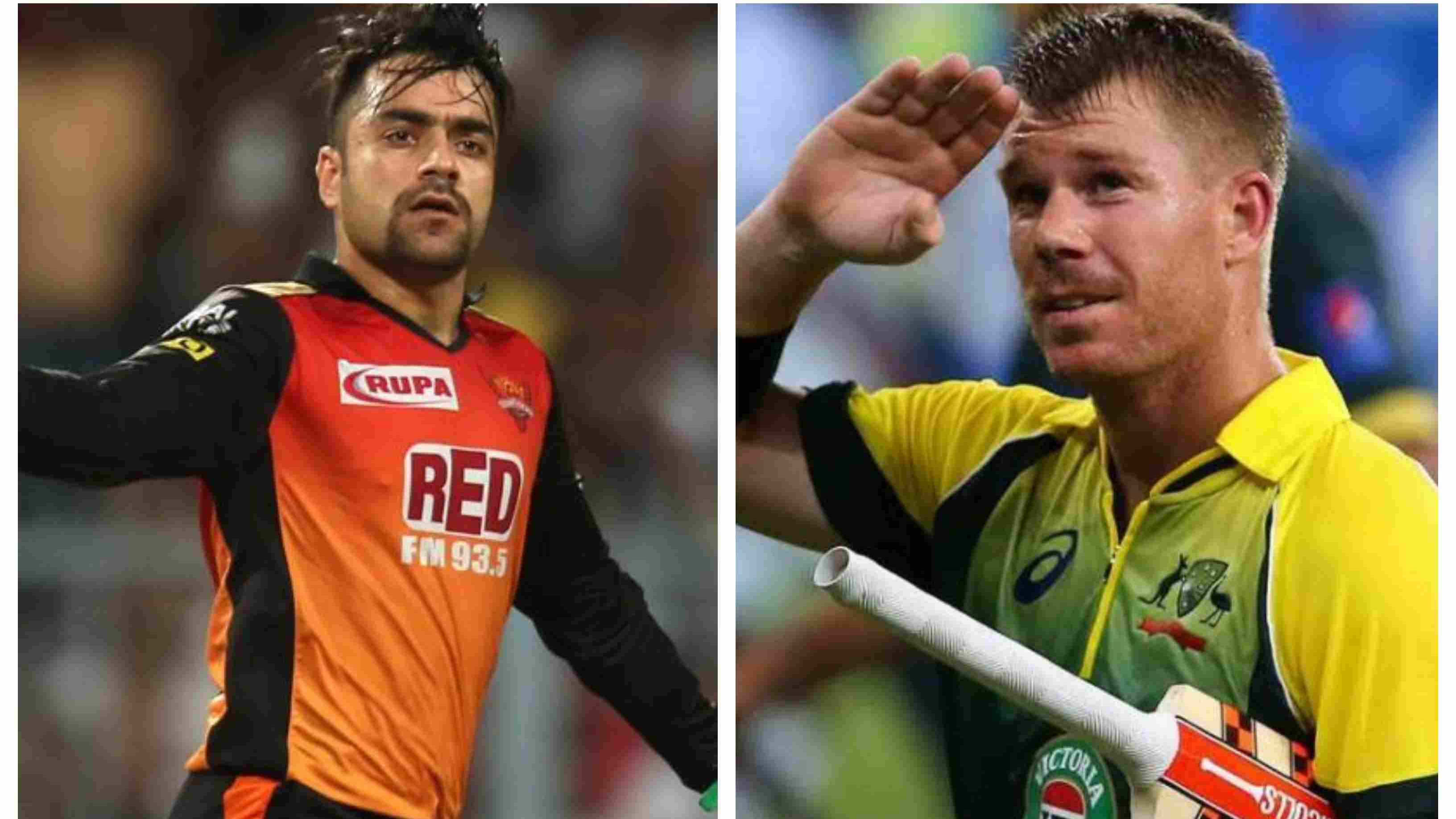 Rashid Khan conveys good wishes to David Warner for 'Global T20 Canada League'