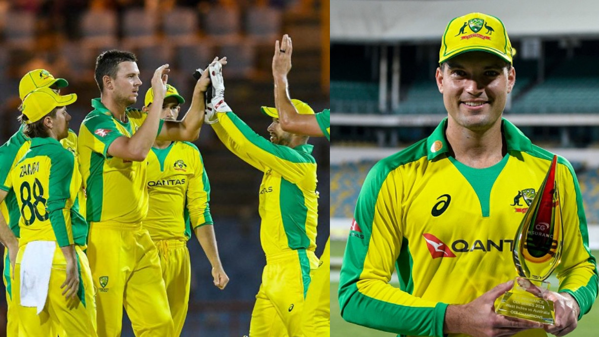 WI v AUS 2021: Adapted after learning from defeat in 2nd ODI-  Australia captain Alex Carey