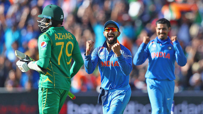 India has not played Pakistan in any bilateral series since 2008 | Getty Images