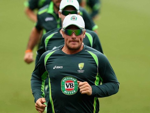 Aaron Finch defends Jon Holland's selection for South Africa series