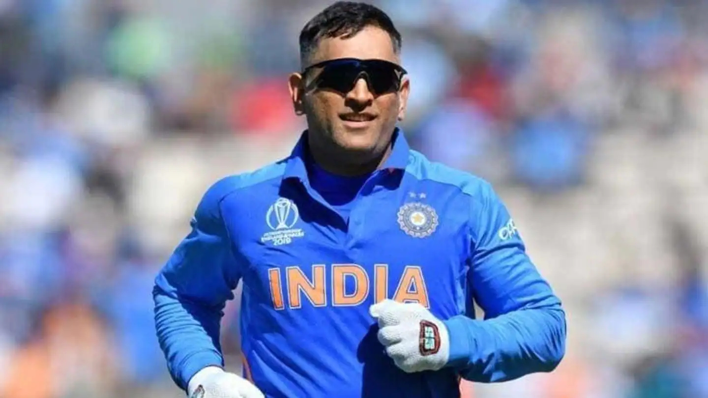 MS Dhoni was named the mentor of Indian team for the ICC T20 World Cup 2021 | Getty